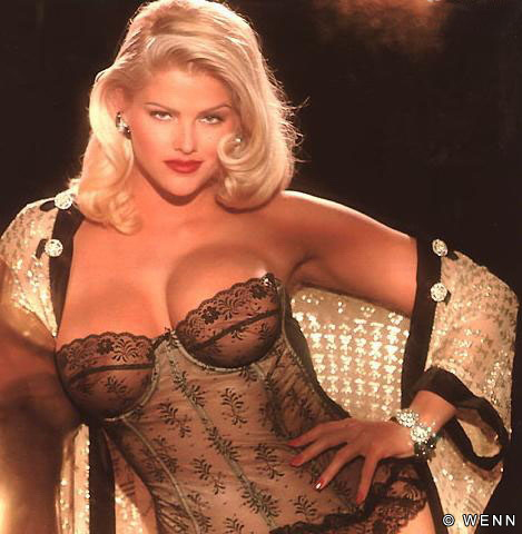 from Bradley anna nicole smith in hot bra