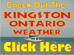 Click for Environment Canada Kingston Weather Forecast