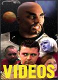 Star Trek fan movies, videos and video clips.