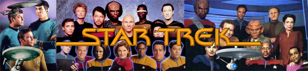 The Star Trek page presents new episodes, films, news, phots, music and more